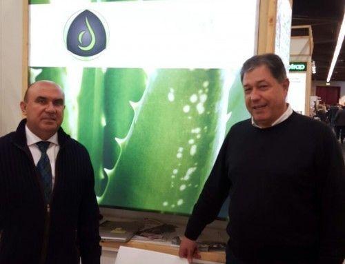 Asocialoe presenta en Biofach cosmética ecológica y novedosos productos gastronómicos de aloe vera