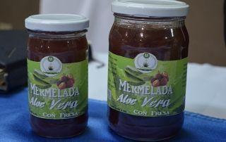 Mermelada de aloe vera en Honduras