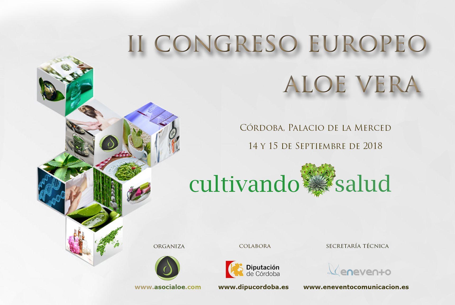 II Congreso Europeo Aloe Vera