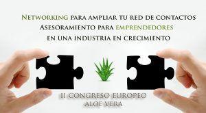 II Congreso Europeo de Aloe Vera