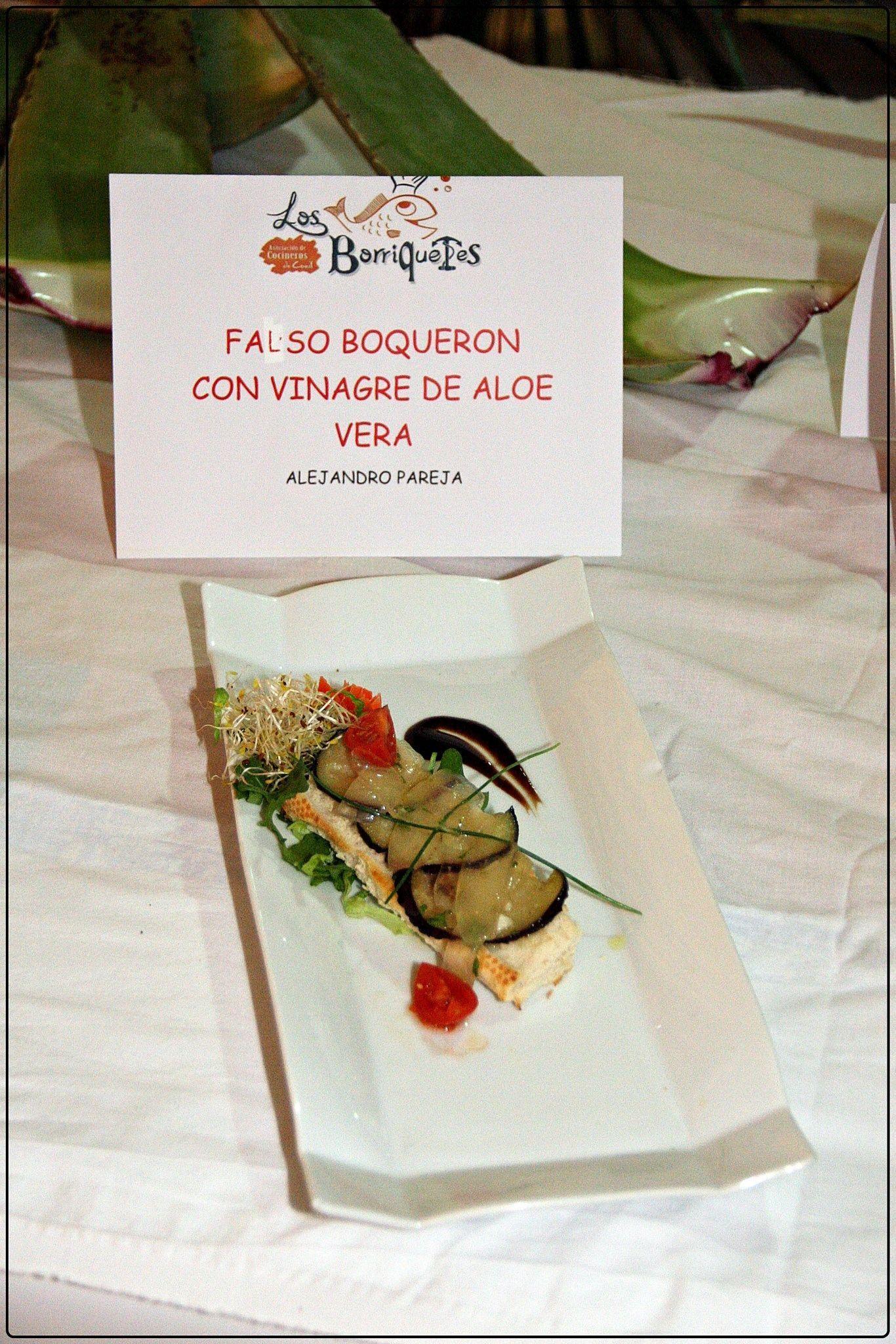 Receta Aloe Vera Los Borriquetes