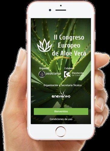 App II Congreso Europeo de Aloe Vera