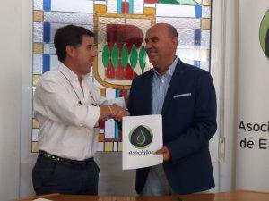Convenio patrocinio Encinarejo-Asocialoe II Congreso Europeo Aloe Vera