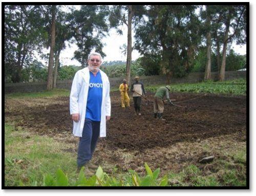 Investigación en Etiopía: Aloe vera y lepra