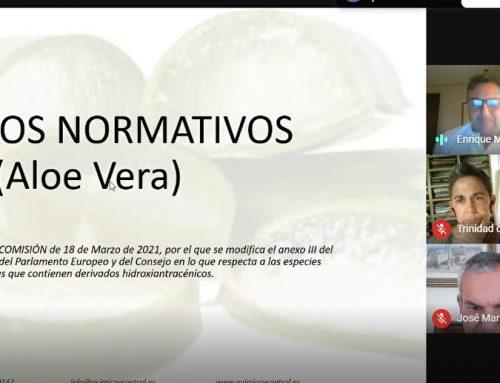 El Aloe vera español es seguro para el consumidor y de gran calidad